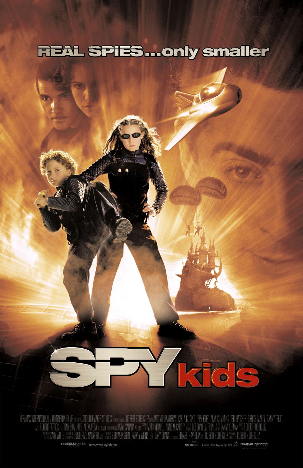 Дети шпионов фото